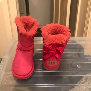 Uggs for girls. Great condition